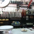 Salami- und Käsegeschäft