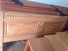 Giường ngủ đẹp MS-140