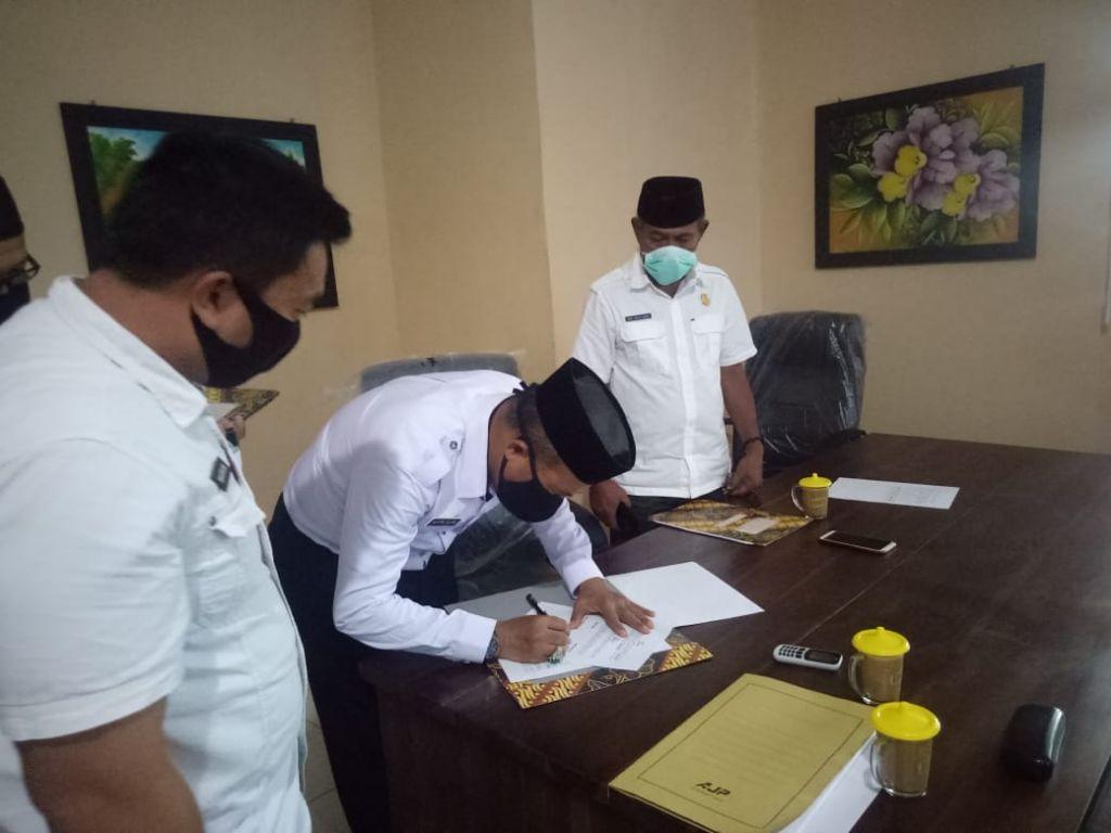 "Inspektorat Kab.Marowali Launching ""ABANG JUJUR"" Inovasi Terhadap Audit Barang dan Jasa Berbasis Kejujuran ( Probity Audit )"