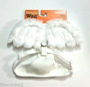 Angel wings for cat costume