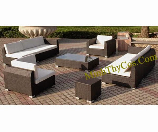 Rattan Sofa Set-MT135