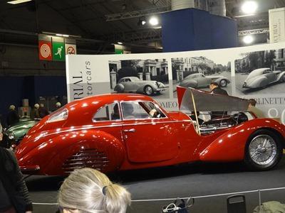 2019.02.07-083 Alfa Romeo 8C Berlinetta vente Artcurial
