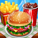 Crazy Cooking Chef: Kitchen Fever & Food Games icon