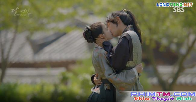 Moon Lovers: Tứ hoàng tử Lee Jun Ki bị ép cưới… cháu gái 12 tuổi - Ảnh 10.