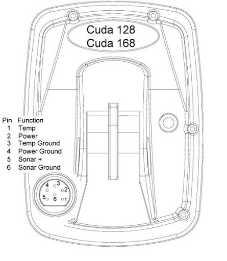 eagle cuda 168 wiring diagram   29 wiring diagram images