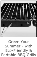 barbeco grill - eco-friendlt and portable BBQ grill