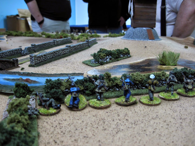 Shots from my Bolt Action game.
