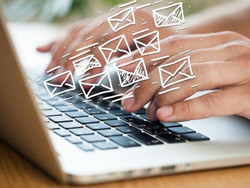 Mailing Conquista internet