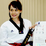 Foreigners Hong Kong Taekwondo Association 2013