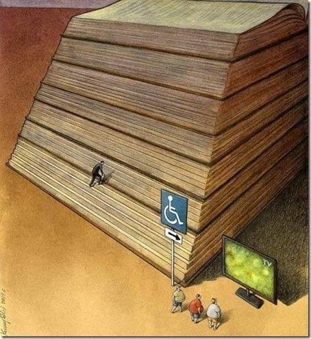 Motive să citești cărți (ilustrați)