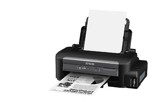Epson M100 Printer Tangguh Hemat Tinta