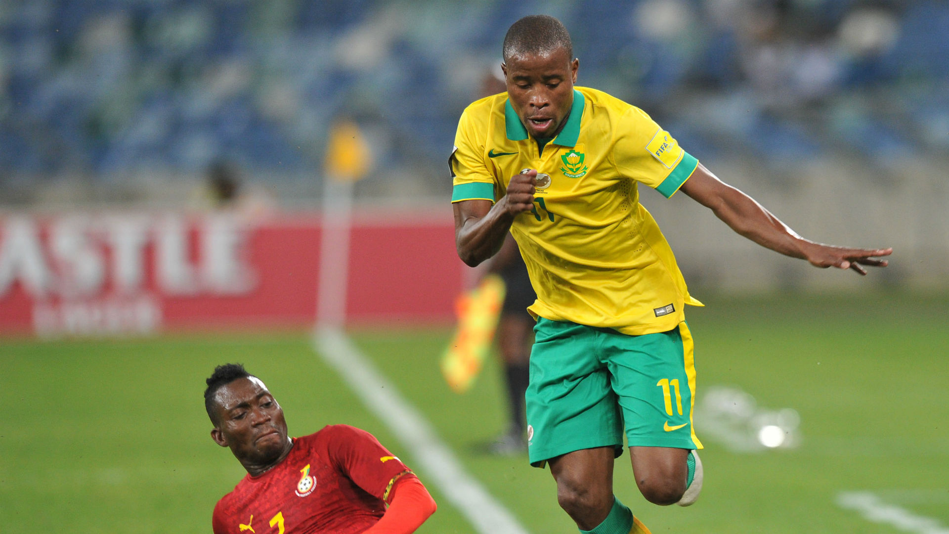 South Africa vs Ghana Live Stream, AFCON Qualifier updates and stream
