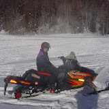 The Feb 2008 Snow Mobile Trip
