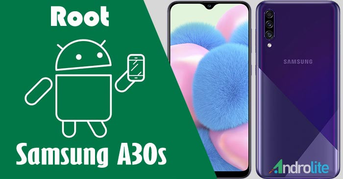 Root Samsung Galaxy A30s