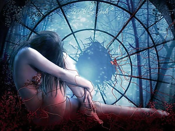 Red Web Girl, Magic Beauties 1