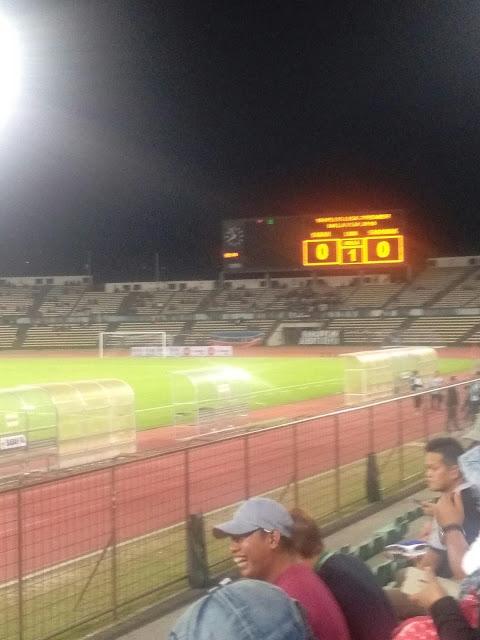 Sabah vs Sarawak Liga Perdana 2018-24.02.2018
