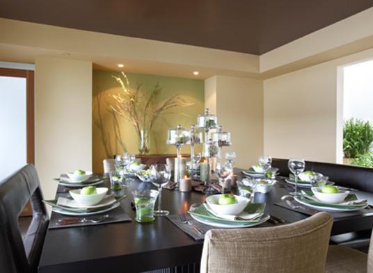 22 bunte raumideen decke streichen und tapezieren - Wohnzimmer streichen farbe ...