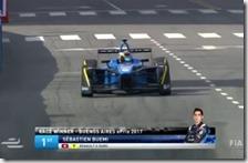 Sebastien Buemi ha vinto l'ePrix a Buenos Aires