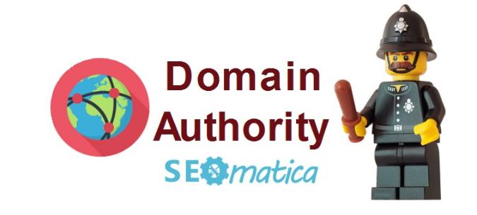 autoridad del dominio