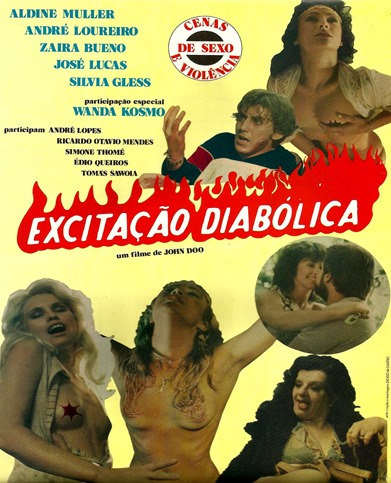 Excitacao Diabolica (1982)