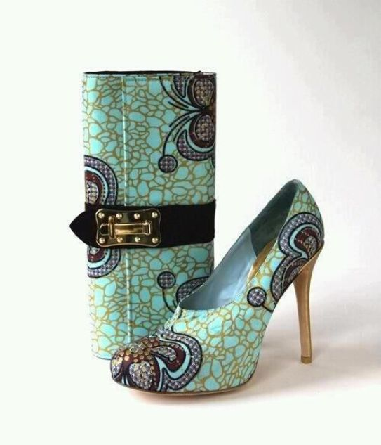 African Print Accessories South African Styles 2020 5