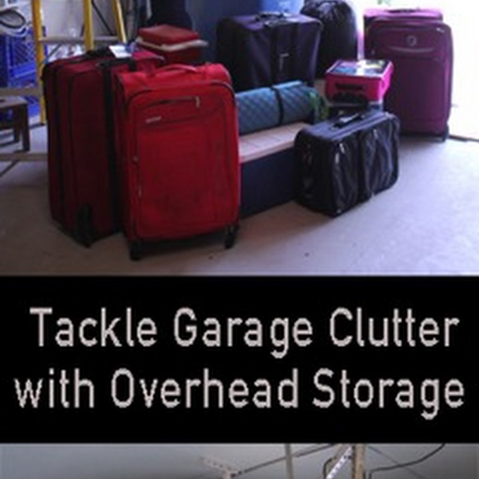 Tackle Garage Clutter With Overhead Storage: A Fleximount Review