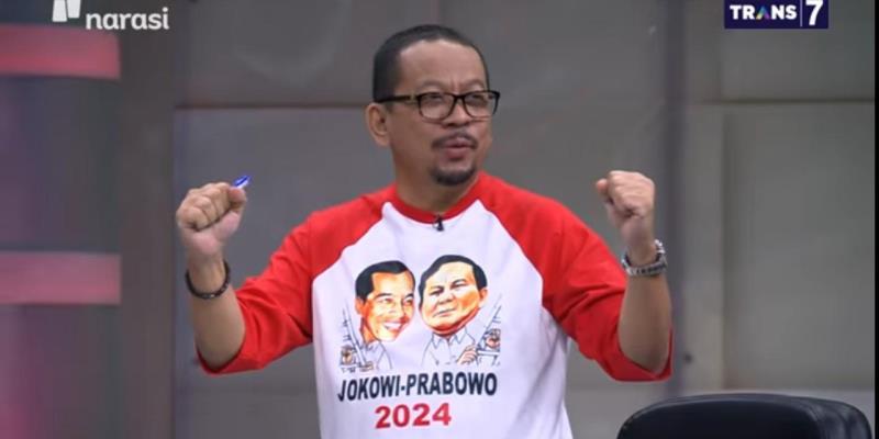 Qodari: Pasangan Jokowi-Prabowo di 2024 Mewakili Imajinasi Politik Indonesia