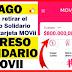 Cómo retirar el Ingreso Solidario   con la tarjeta MOVii