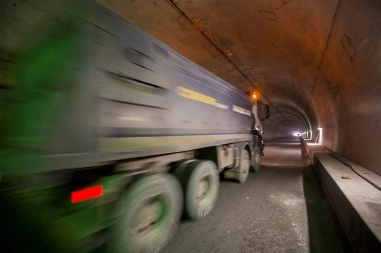 """""""À partida"""" o Túnel do Marão abre a 7 de maio"""