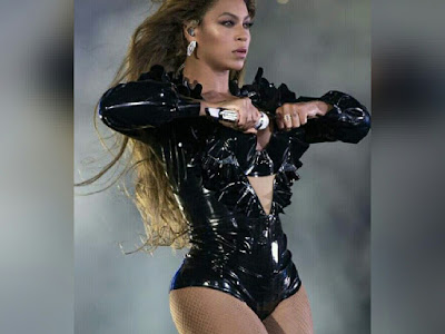 Music: Nigerian Anthem - Beyonce (throwback songs)
