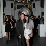 WWW.ENTSIMAGES.COM -    Bruno Tonioli at    Lorenzo Quinn International Sculptor  open his new solo exhibition ( Full Circle ) at Halycyon Gallery in New Bond Street  marking a pivotal moment in the artist's career June 19th 2013                                                    Photo Mobis Photos/OIC 0203 174 1069