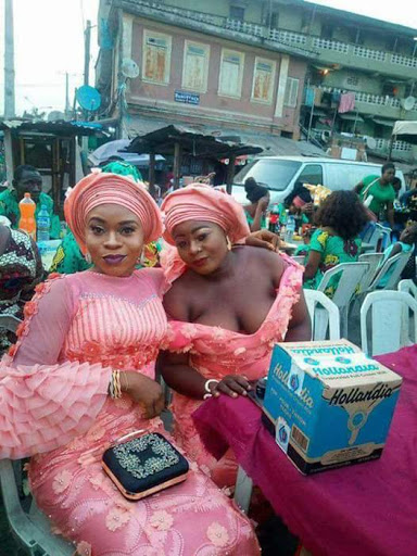 Image result for a yoruba naming ceremony
