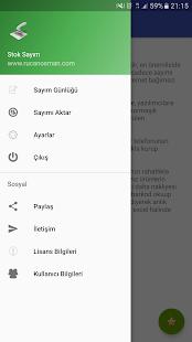 Stok Sayım - náhled