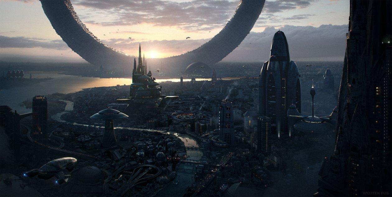 Cityscape by WojtekFus1