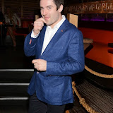 OIC - ENTSIMAGES.COM - Gogglebox's George Gilbey at the Channel 5  launch of Gambling Awareness Day London 6th March 2015 Photo Mobis Photos/OIC 0203 174 1069
