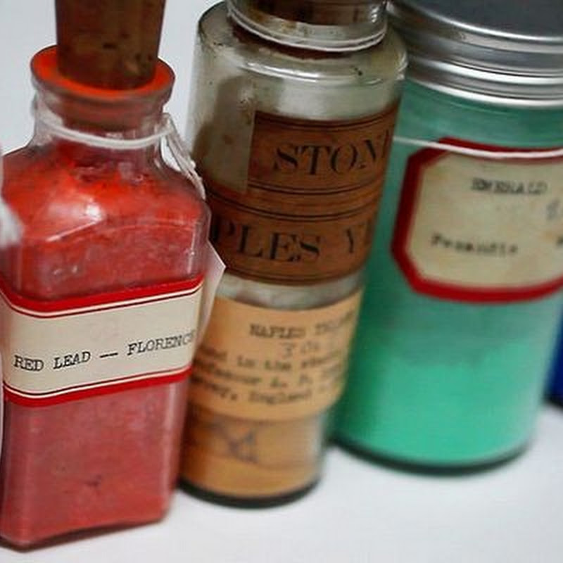 The Pigment Library at Harvard