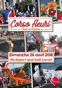 corso fleuri Fécamp 2018