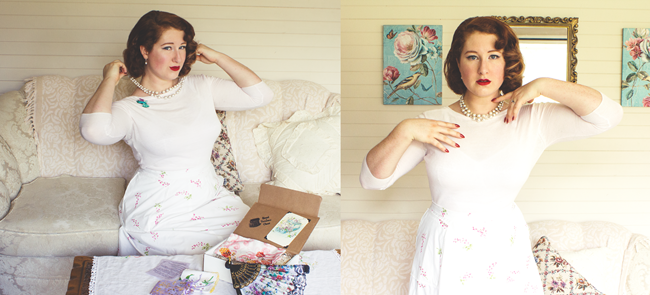 Royal Treasure Chest Review | Lavender & Twill