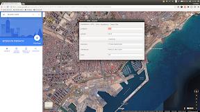 Convertir de coordenadas geográficas a utm - ejemplo 1