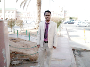 Photo: In the way of AL-Sadhan Office 2012
