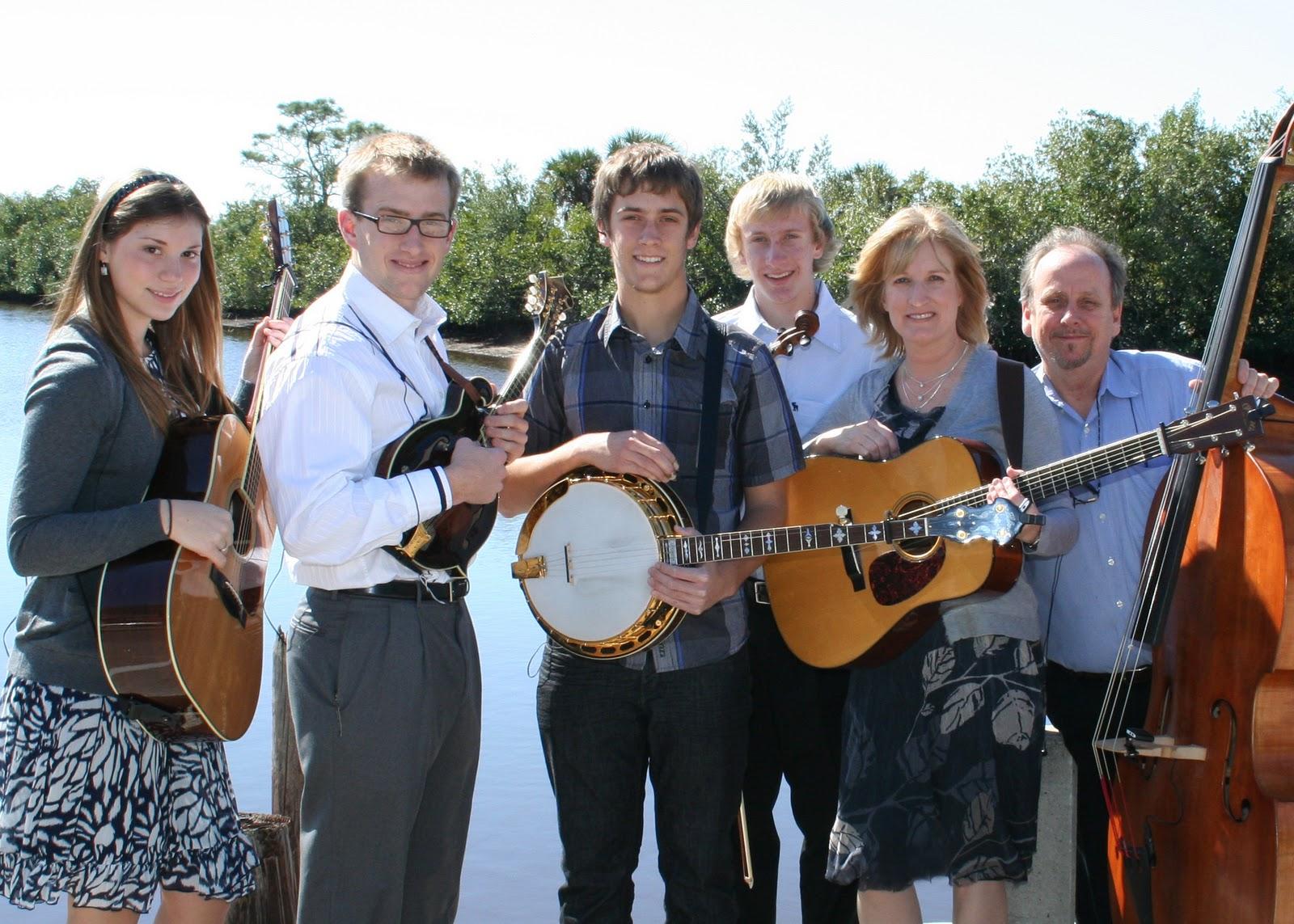 Swanson Family Band News