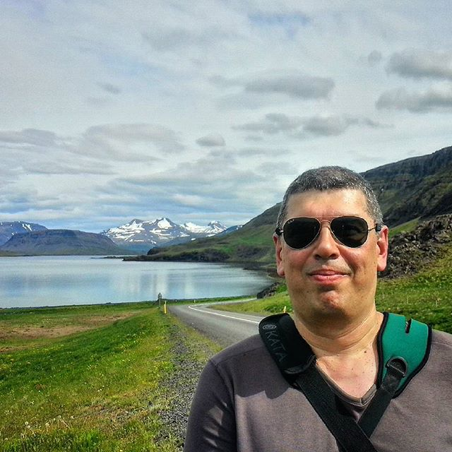 Привет из Исландии!!