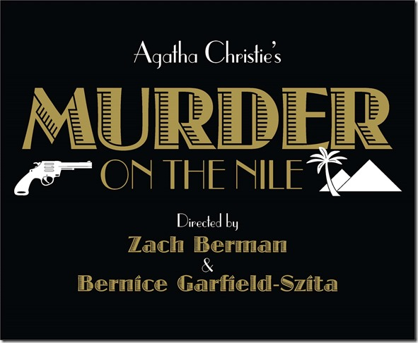 Murder on the Nile Art