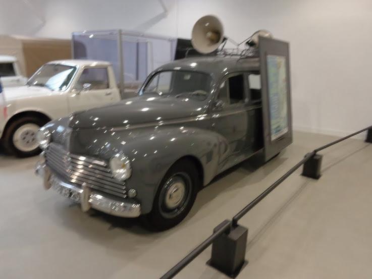 Musée de l'aventure Peugeot à Sochaux DSC01274