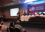 Em 04-08-205, na Bahia ( Praia do Forte ), palestra na Plenária Nacional dos Fiscos Estaduais, promovida pela Fenafisco e com 800 participantes