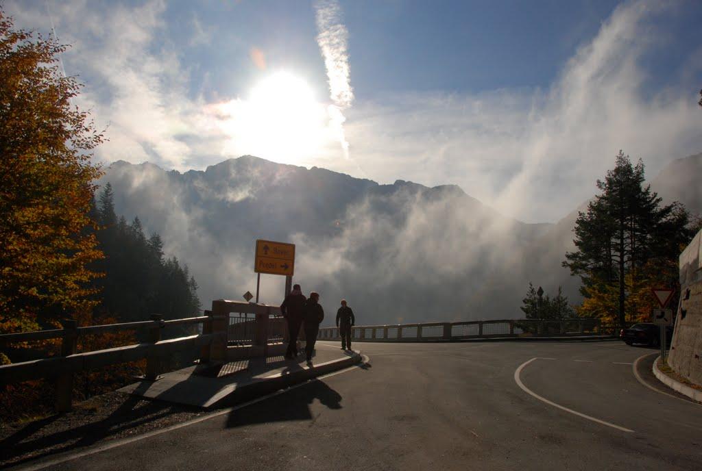 Słowenia kanionowa - 29/10-1/11/2011