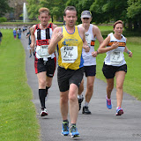 Towneley Park 10k set 1