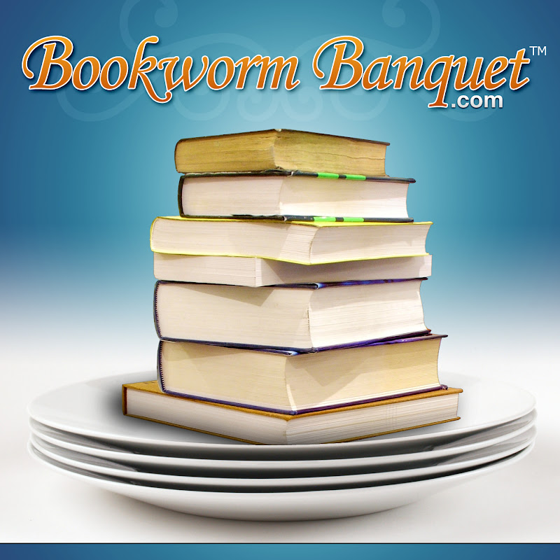 Bookworm Banquet - a podcast featuring book reviews and author interviews
