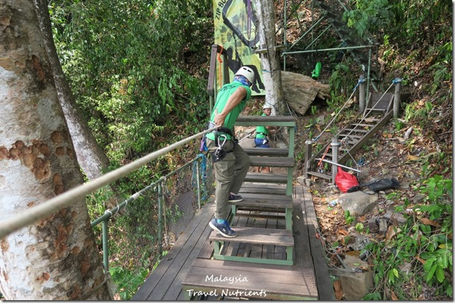馬來西亞沙巴 九如河泛舟 溜索 (73)