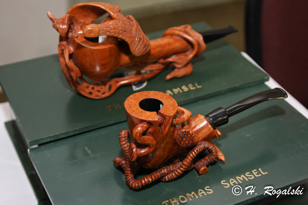 CPCC Chicagoland Int'l Pipe & Tobacciana Show 2012 -Saturday, Pipe Show